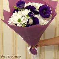 доставка цветов харьков Мини букет №1